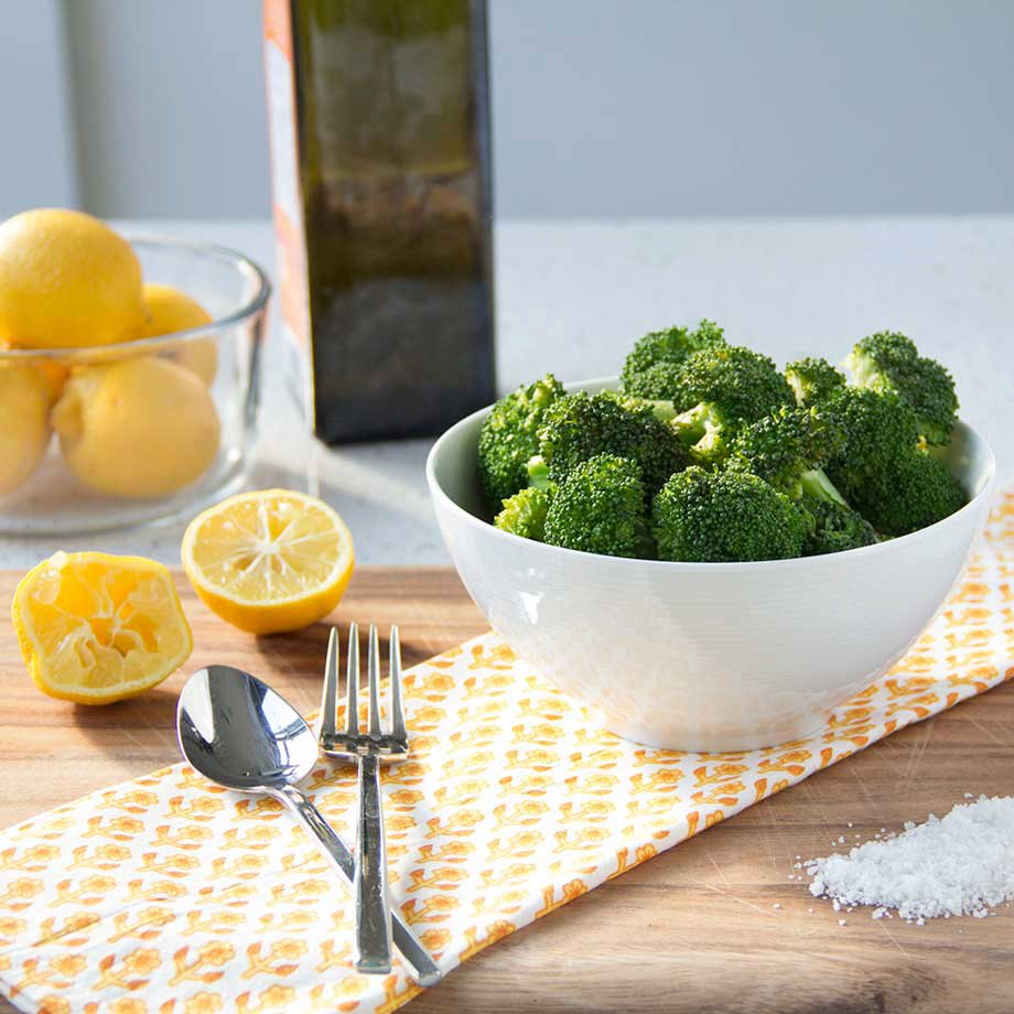 The Sideshow: Steamed Broccoli for Broccoli Haters