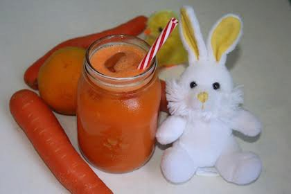 Easter Bunny-Approved Juice