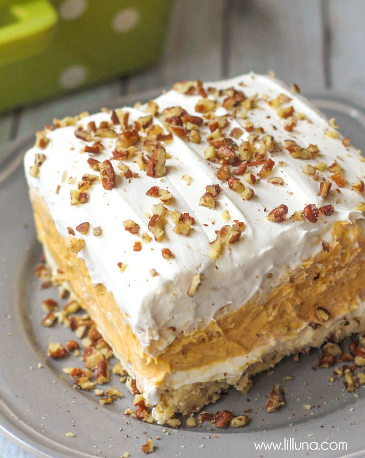Pumpkin Delight Recipe