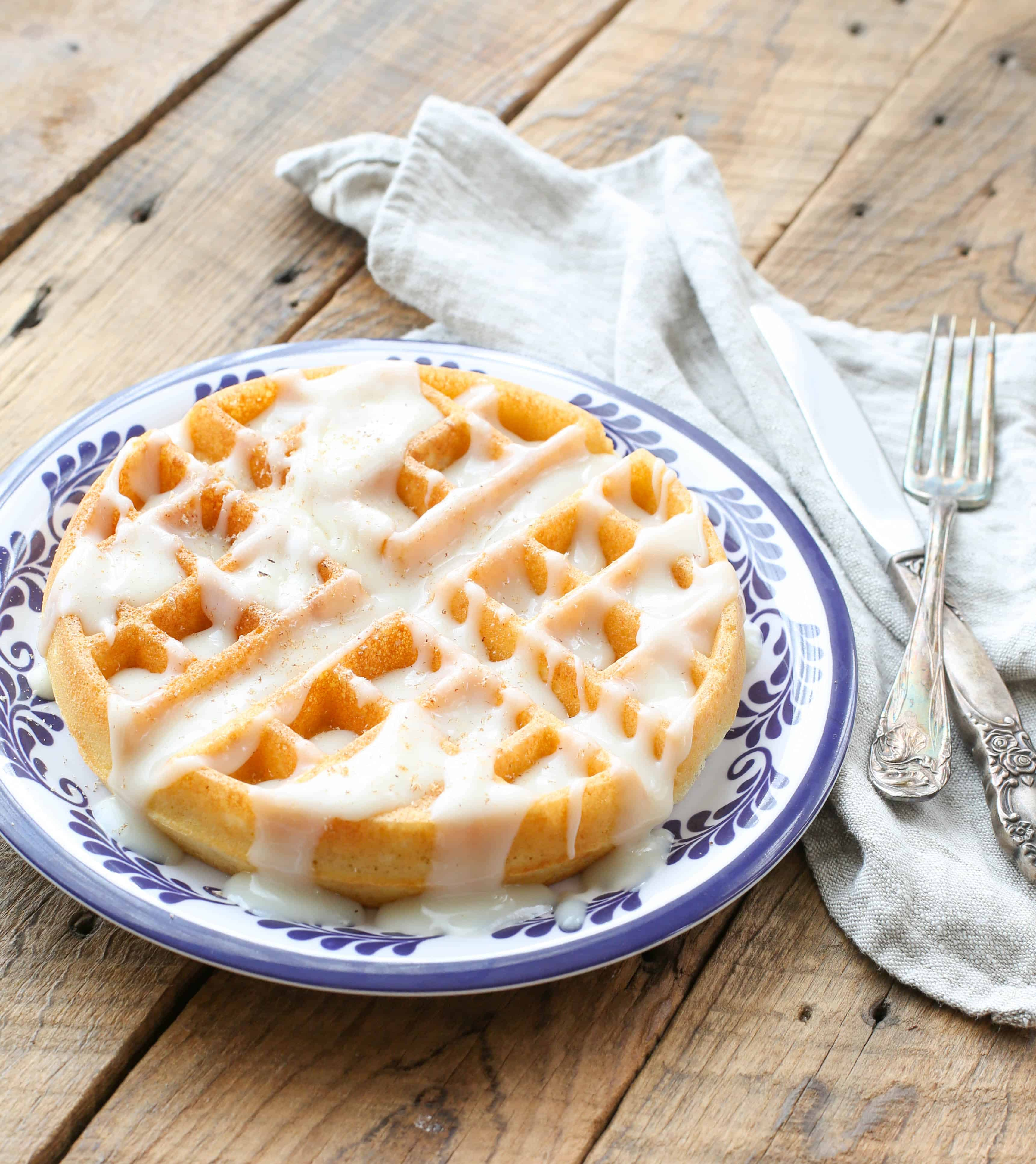 Perfect Every Time Homemade Waffles