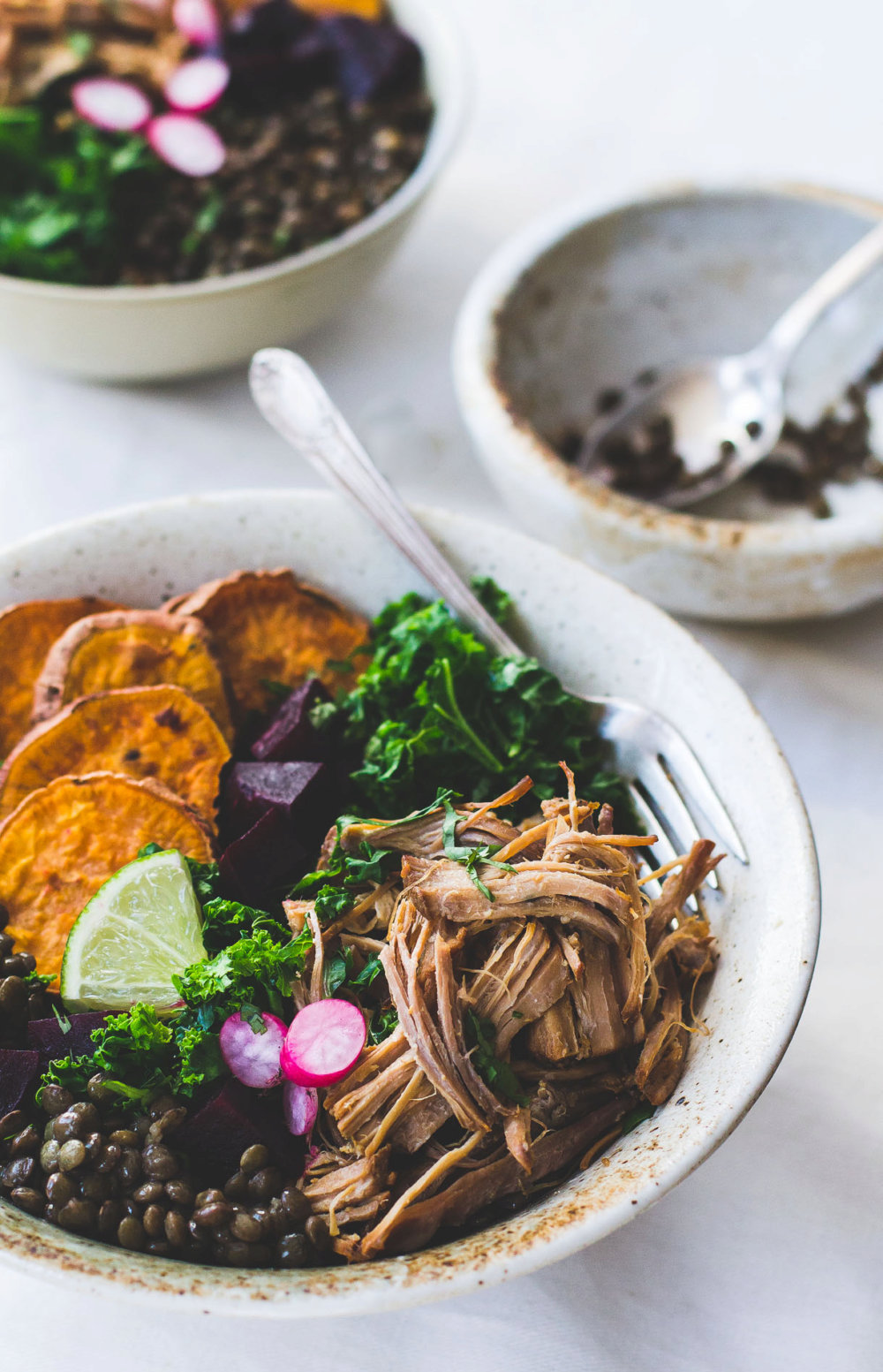 Wholesome Lentil Protein Bowls
