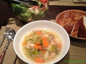 Comfort Turkey/Chicken Soup For The Soul