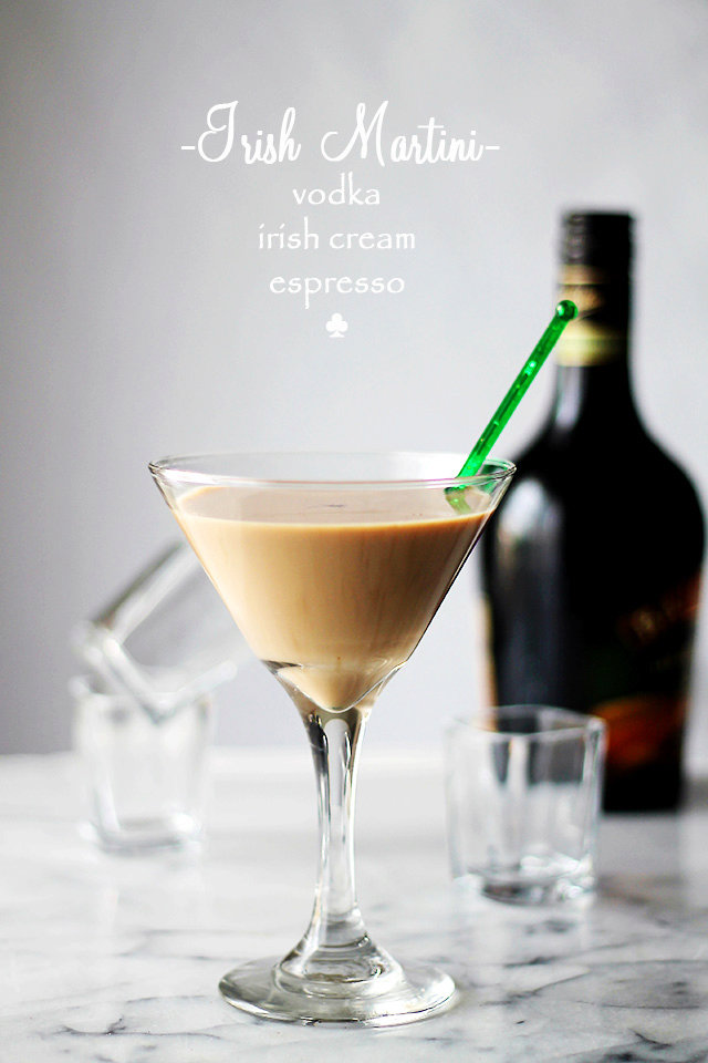 Irish Martini
