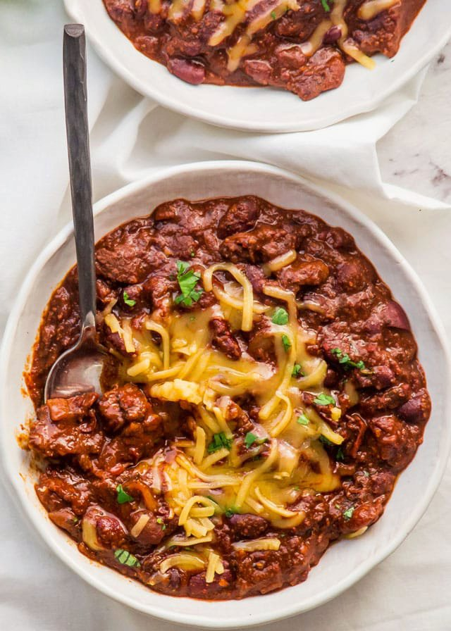 World's Best Chili