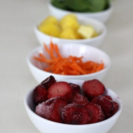 Rainbow Smoothies: A Fun Way for Kids to Eat More Fruit & Vegetables