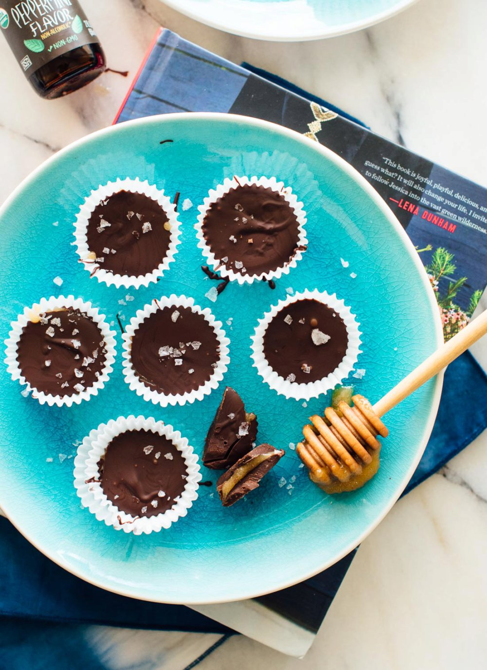 Chocolate Peppermint Cups
