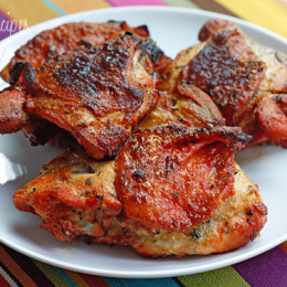 Broiled or Grilled Pollo Sabroso