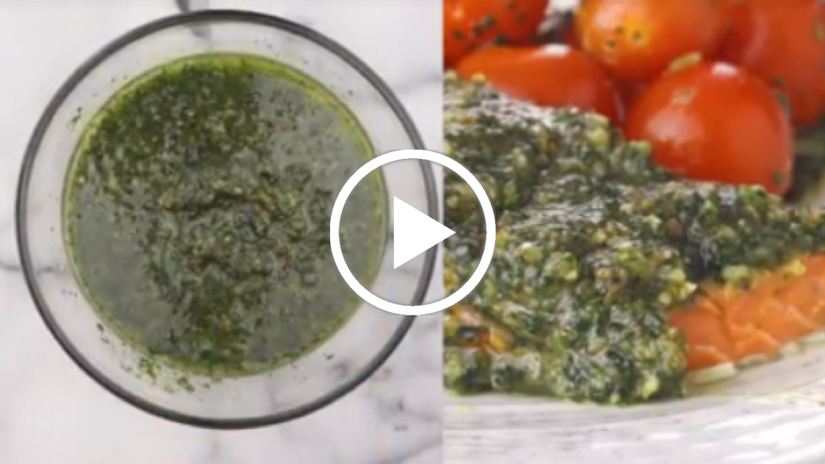 Kale Almond Vegan Pesto + 3 Recipes