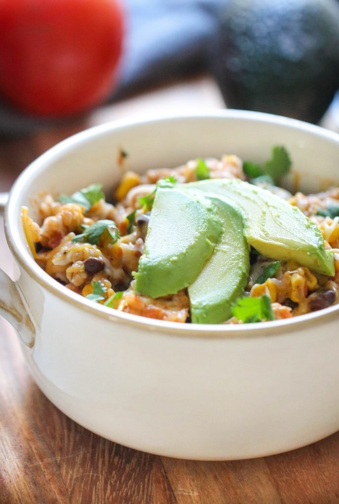 Spicy Instant Pot Chicken and Rice Bowls